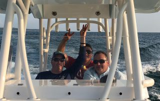 Fun on a Saugy Dollar Charter Cruise